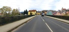 Nabburg: Bereich an der Naabbrücke vor möglicher Umgestaltung