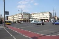 Kurt-Schumacher-Platz: zentraler Verkehrsknotenpunkt im ISEK-Gebiet