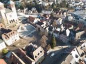 4 Bensheim Vogelperspektive