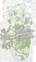 Iserlohn_Naturräume in Iserlohn (Grafik yellowz)
