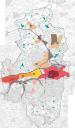 Iserlohn_Siedlungsräume in Iserlohn (Grafik yellowz)
