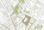 Apolda: Entwurf Lageplan