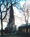 Berlin-Kreuzberg: Außenansicht der Kirche
