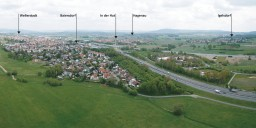 Baiersdorf_Panorama Ortsteile