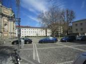 Hannover: Umfeld des Neustädter Marktes