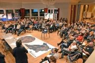 Melsungen: 1. Bürgerforum in der Melsunger Stadthalle