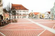 Altstadt Erding - Schrannen Platz