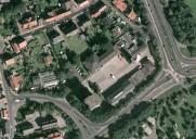Fulda: Luftbild der Feuerwache, Quelle: Stadt Fulda