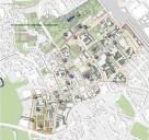 Fulda: Kernbereich Lageplan