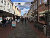 Kappeln: Fußgängerzone