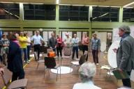 Lorsch: Beteiligung 2, Themenwerkstatt Stadtkern Ergebnispräsentation