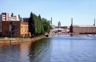 Berliner Planwerke: Ehemaliges Industrie- und Gewerbegebiet an der Spree