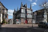 Frankenberg (Eder): Historisches Rathaus am Obermarkt