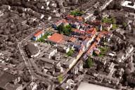 Fulda_Schrägluftbild Geltungsbereich ISEK Fulda