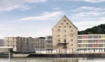 Potsdam: Speicher nach Umplanung