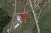 Weißensberg: Luftbild des Wettbewerbsgebiets (Quelle: GoogleMaps)
