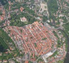 Celle: Luftbild der Altstadt