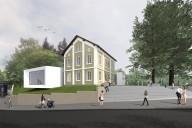 Hof: 2. Rang [lu:p] Architektur GmbH, Grub am Forst